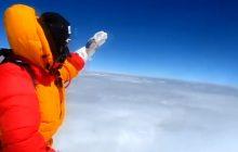 Tak wygląda widok ze szczytu K2. Oto archiwalne nagranie Adama Bieleckiego [WIDEO]