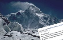 Dobre wiadomości z K2. Polacy coraz bliżej ataku szczytowego!