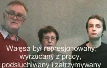 KOD publikuje film edukacyjny. Przypominają historię Lecha Wałęsy i Kaczyńskiego.