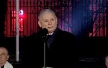 Ktoś planuje zamach na Jarosława Kaczyńskiego? Wpis rzecznik PiS wywołał burzę!
