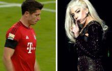 Bayern Monachium umie w media społecznościowe. Na ciekawostkę o Lady Gaga odpowiedzieli wyczynem Lewandowskiego.