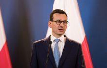 Mateusz Morawiecki skomentował przyznanie gigantycznych nagród ministrom.