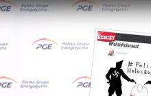 PGE usuwa swoje logo ze strony tygodnika