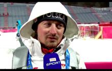 Adam Małysz wyraźnie oburzony po zawodach w Pjongczangu!