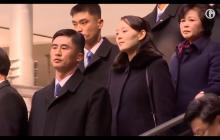 Siostra Kim Dzong Una podczas Igrzysk Olimpijskich ujawniła ważny sekret?