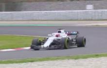 Kubica pokazał, na co go stać? Podczas testów miał lepszy czas niż Sirotkin!
