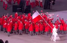 Igrzyska w Pjongczangu oficjalnie rozpoczęte! Jak wypadła reprezentacja Polski podczas otwarcia? [WIDEO]