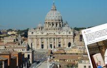 Ta fotografia poruszyła Internautów na całym świecie. Dziewczynka z zespołem Downa podeszła do papieża, a wtedy... [FOTO]