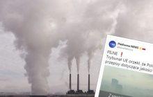 Polska przegrała z Komisją Europejską ws. smogu w latach 2007-2015. PO krytykuje rząd