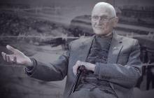 Polak, który przeżył obóz koncentracyjny przypomina: Jedynie w naszym kraju istniała organizacja pomagająca Żydom [WIDEO]