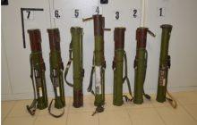 Na polsko-ukraińskiej granicy przechwycono przemycane granatniki!