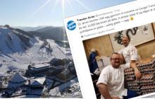 Pjongczang 2018: Zabawa pomyłka kucharzy. Norweskim sportowcom dostarczono... 15 tysięcy jajek
