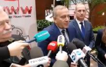 Lech Wałęsa apeluje do opozycji.