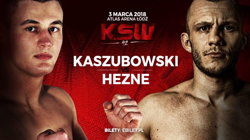 Dwóch niepokonanych zawodników zadebiutuje w KSW w Łodzi