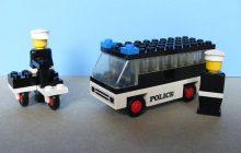 Złodzieje ukradli... klocki lego. Okradli sklep z zabawkami