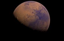 Polscy naukowcy rozpoczęli projekt, którego celem jest pierwsze lądowanie na księżycu Marsa