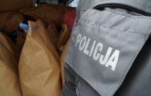Policjanci zatrzymali mężczyznę, który miał przy sobie ponad ćwierć tony narkotyków. Ich wartość to kilkanaście milionów złotych [WIDEO]