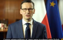 Fatalna pomyłka w tłumaczeniu orędzia Morawieckiego na YouTube. W angielskich napisach pojawił się błąd