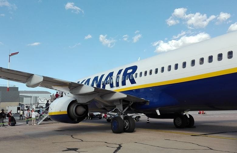 Samolot, który wystartował z lubelskiego lotniska stracił kontakt z kontrolerami. Musiały interweniować belgijskie myśliwce