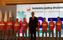 Premier Mateusz Morawiecki do polskich skoczków narciarskich: