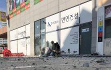 Silne trzęsienie ziemi w pobliżu Pjongczang! Jest wielu rannych