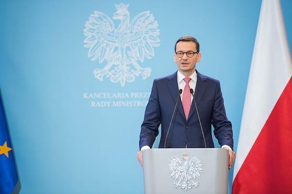 Jest oświadczenie premiera Morawieckiego w sprawie ataku na Skripala.
