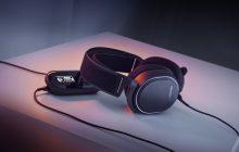 SteelSeries przedstawia serię słuchawek Arctis Pro – pierwszy na świecie gamingowy system audio Hi-Fi  z certyfikatem Hi-Res