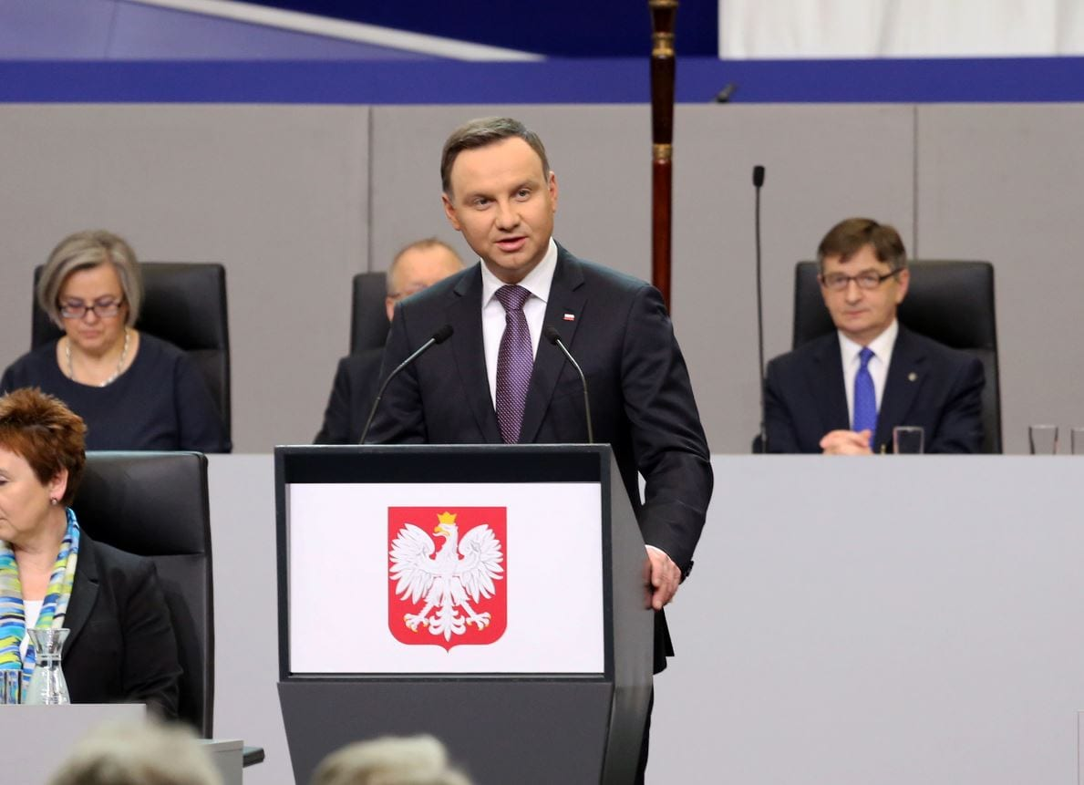 Andrzej Duda nie pojedzie na mundial w Rosji?! Niejednoznaczna wypowiedź rzecznika głowy państwa