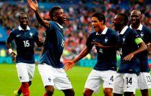Skandaliczna sytuacja podczas meczu Rosja-Francja. Kibice udawali odgłosy małp, gdy przy piłce był czarnoskóry piłkarz [WIDEO]
