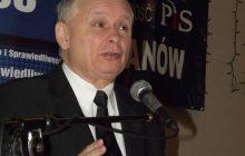Jarosław Kaczyński opowiedział o swoich problemach zdrowotnych. Zdradził też, co powiedział Beacie Szydło przed jej przemówieniem