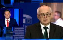 Zdzisław Krasnodębski zabrał głos ws. prób zdyskredytowania go przez polityków PO. Dziennikarka ujawniła, że chcieli zrobić z niego faszystę