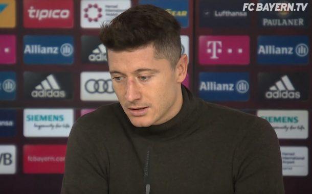 Lewandowskiego po raz pierwszy publicznie zapytano o transfer do Realu. Oto, co odpowiedział
