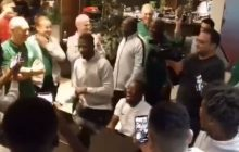 Luźne zgrupowanie Nigerii przed meczem z Polską. Łowca autografów publikuje filmy [WIDEO]
