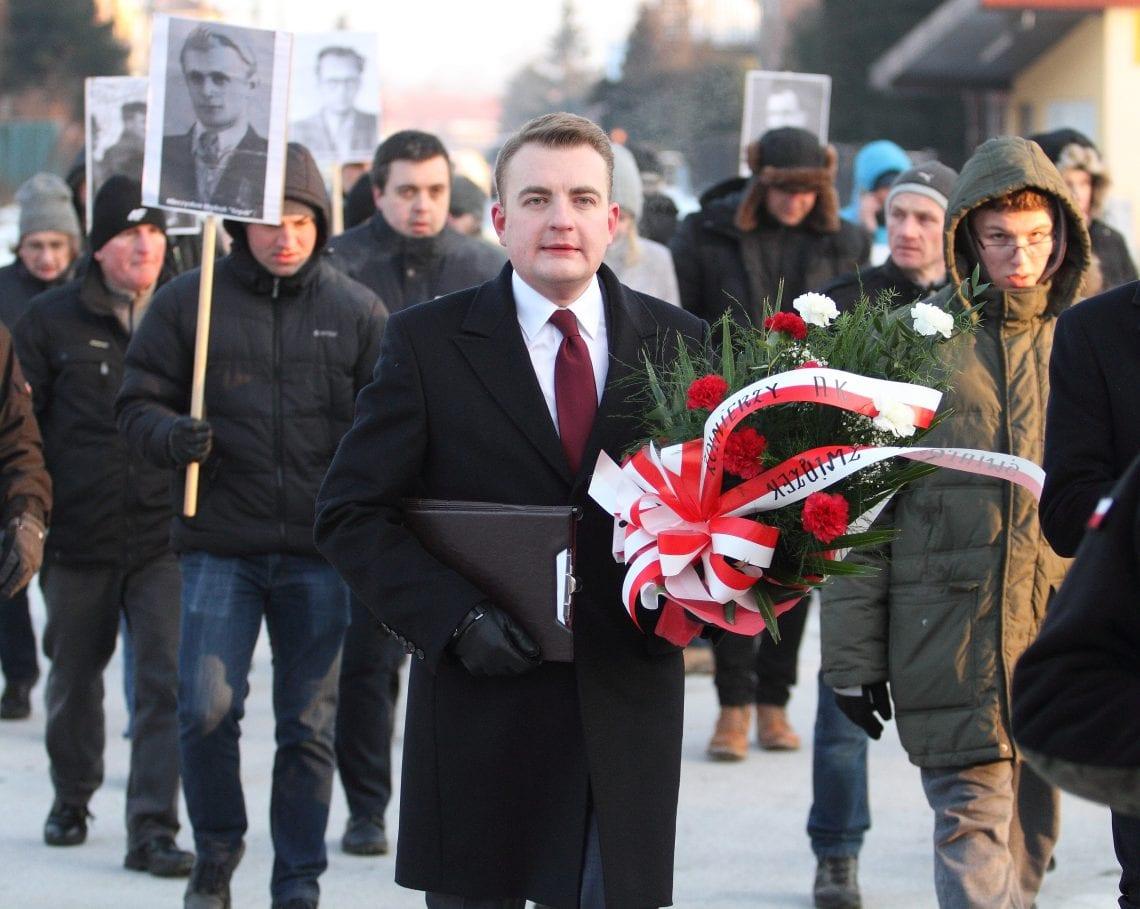 III Marsz Pamięci Żołnierzy Wyklętych w Olkuszu
