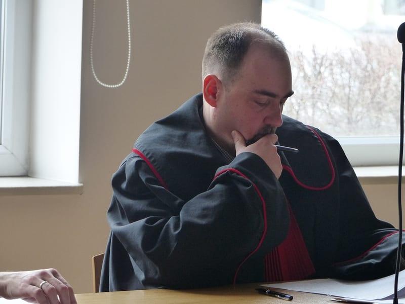 Prokurator Mariusz Jakubiak