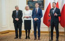 Marek Suski krytykuje prezydenta za weto.