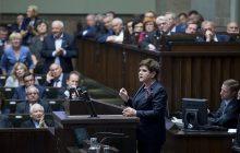 Beata Szydło o walce rodziców Alfiego Evansa. Będzie pomoc państwa polskiego?