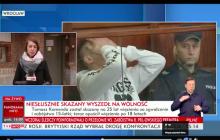 To zdjęcie przejdzie do historii. Tomasz Komenda zwolniony z więzienia po 18 latach niesłusznego więzienia! [WIDEO]