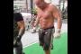 Mariusz Pudzianowski trenuje przed KSW. Fani pod wrażeniem nagrania z sali ćwiczeń [WIDEO]