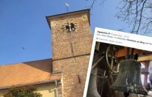Niemiecka gmina zdecydowała: Dzwon ze swastyką pozostanie w kościele [WIDEO]