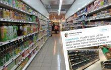 Efekt ograniczenia handlu w niedziele? Dziennikarz pokazał, jak wyglądał Lidl po sobotniej wyprzedaży [FOTO]