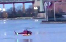 USA: Katastrofa helikoptera w Nowym Jorku. Nie żyje 5 osób