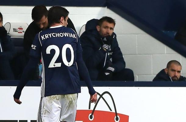 Grzegorz Krychowiak ukarany za obrazę trenera West Bromwich Albion. Musi zapłacić ogromną sumę