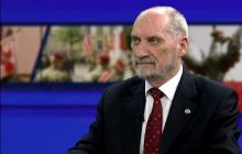 Macierewicz skomentował doniesienia o kryzysie w stosunkach polsko-amerykańskich.