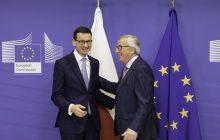 Polska osiągnie porozumienie z Komisją Europejską? Morawiecki ocenił szanse