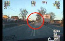 Bydgoszcz: Policjanci opublikowali nagranie szaleńczej ucieczki [WIDEO]