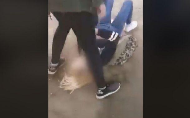 Kępno: Dramatyczne zdarzenie. Uczennice pobiły swoją koleżankę. Dziewczyna była kopana po głowie