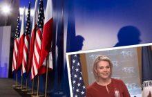 Departament Stanu USA po raz kolejny dementuje zawieszenie stosunków z Polską.