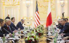 Nowe doniesienia ws. fatalnego stanu stosunków polsko-amerykańskich. Onet powołuje się na tajną notatkę MSZ