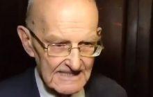 93-letni profesor opuścił spotkanie z Mateuszem Morawieckim. Miał zostać odznaczony.